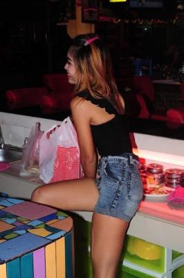 Unforgettable Thai girl