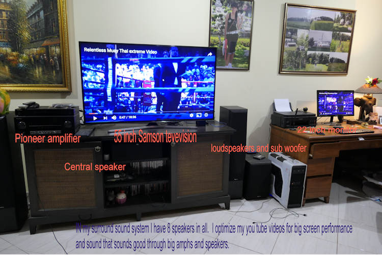 Jack Corbett youtube audio screen system