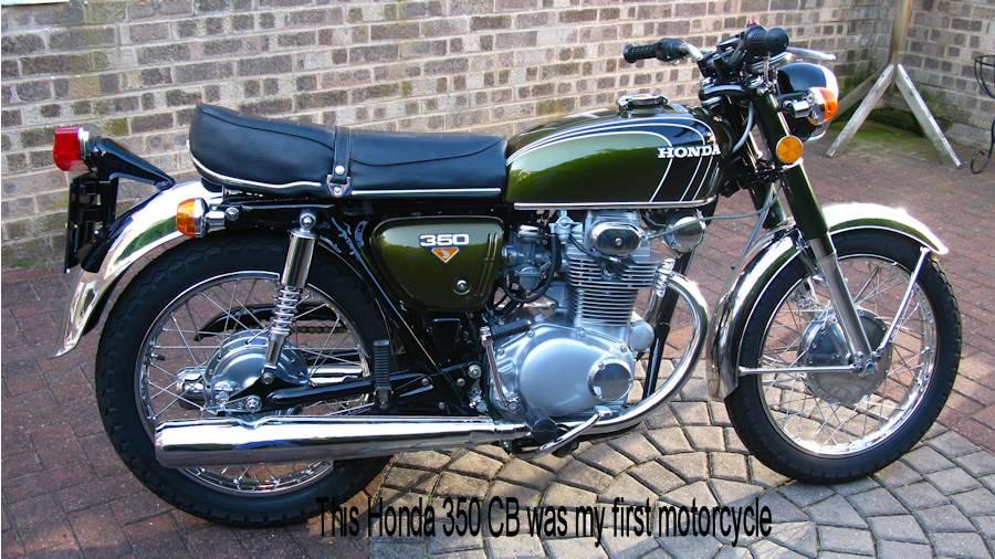 Honda 350 CB