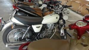 My Yamaha SR400