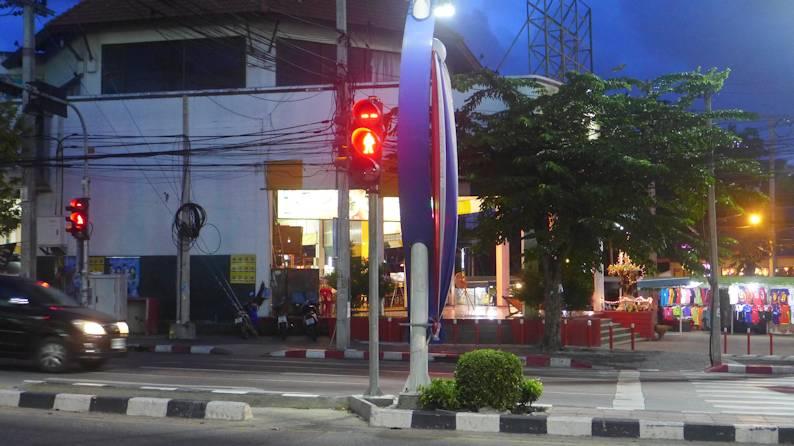 pedestrian walk signal