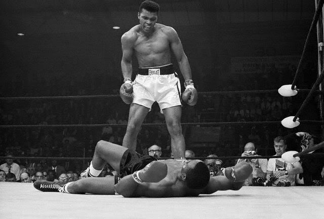 Muhammad Ali the greatest boxer of all time