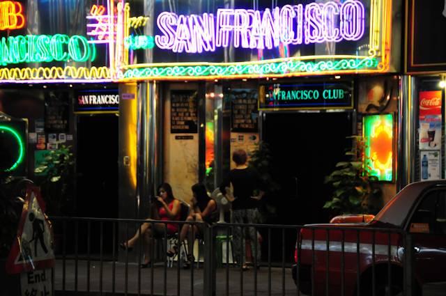 Girls bar wan chai Briton accused